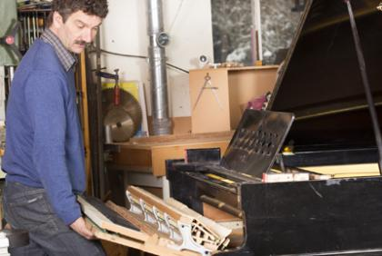 So, you inherited your Granny's piano...now what?