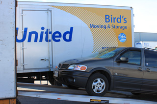Bird's Moving & Storage Auto Shipping - Auto Moving