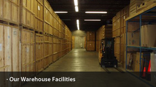 Bird's Moving & Storage - Storage Services & Warehouse Facilities